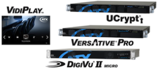 ATX Networks to Feature VidiPlay End-to-End IPTV Solutions at InfoComm