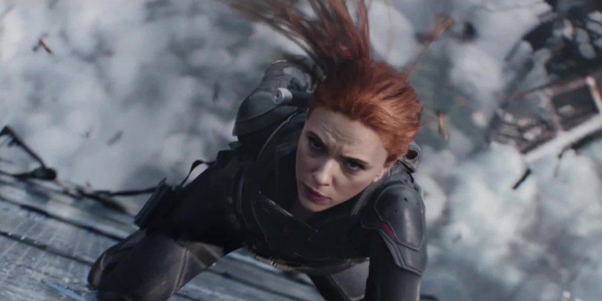 Black Widow facing certain danger in her solo film debut