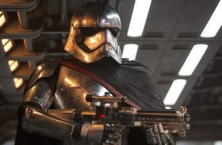 Captain Phasma in the Star Wars Universe