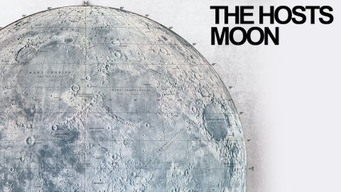The Hosts Moon album cover