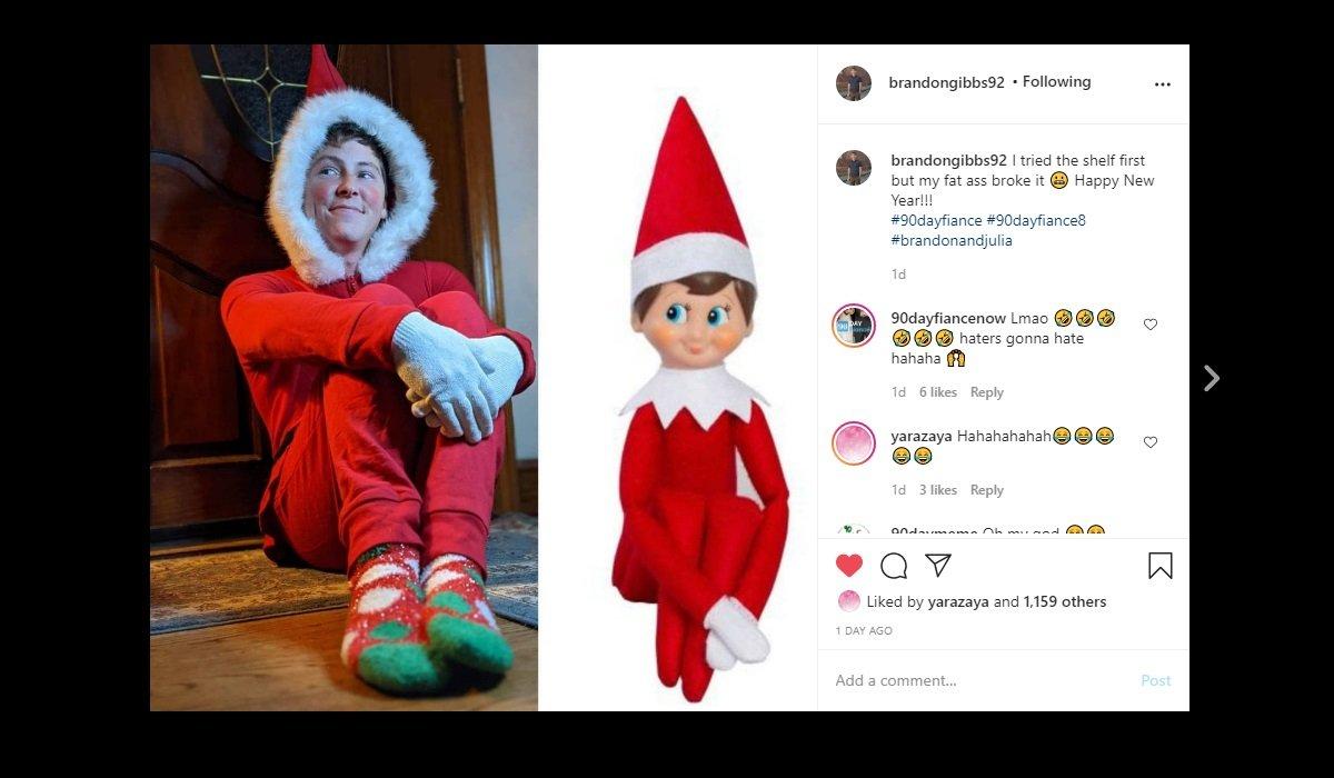 Brandon Gibbs Instagram