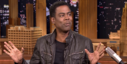 How Chris Rock Handled His First Tonight Show Visit After Jimmy Fallon's Blackface Backlash