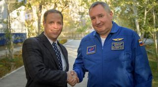 jim bridenstine, dmitry rogozin