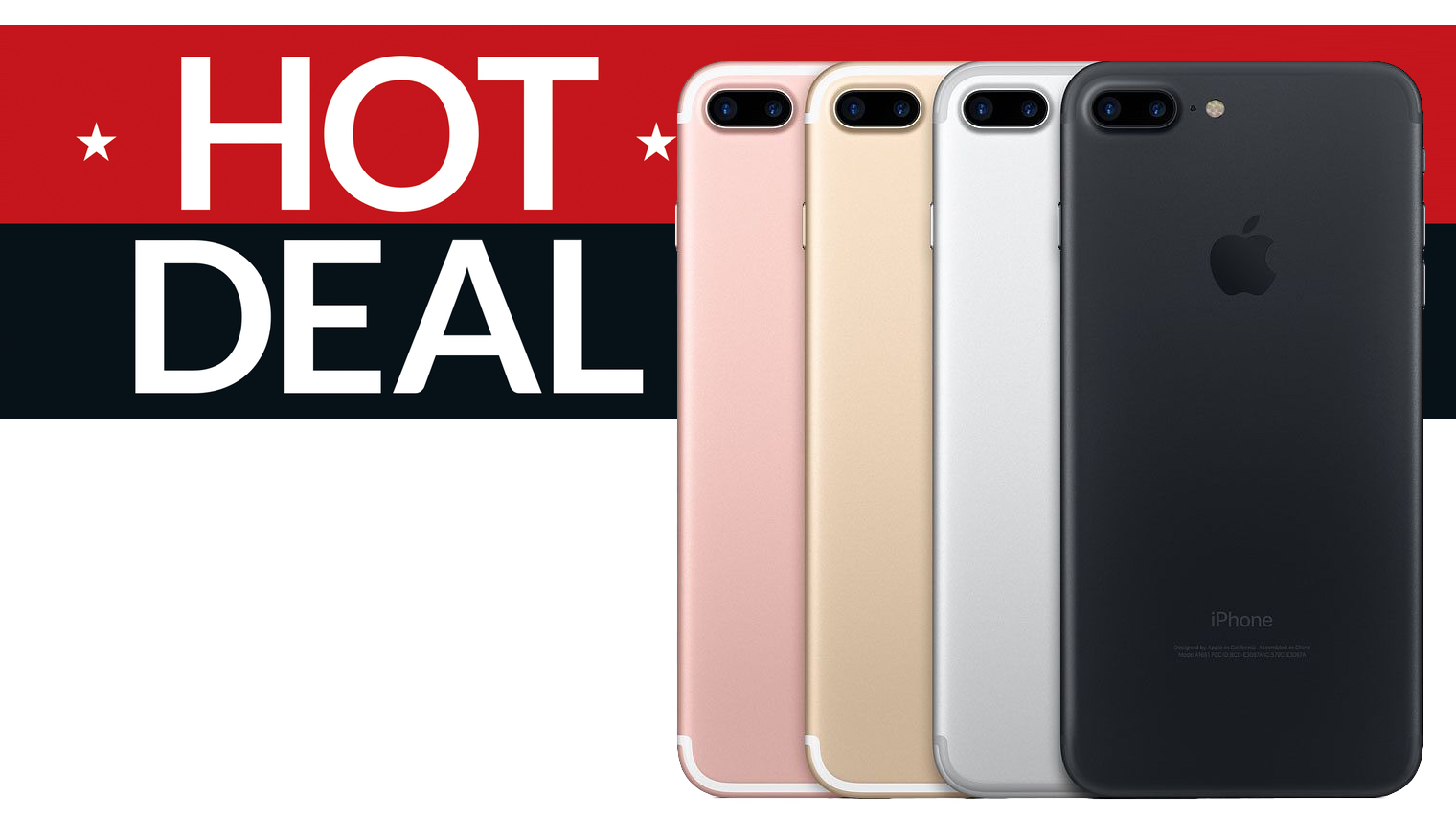 The Best Apple Iphone 7 Black Friday Deals T3