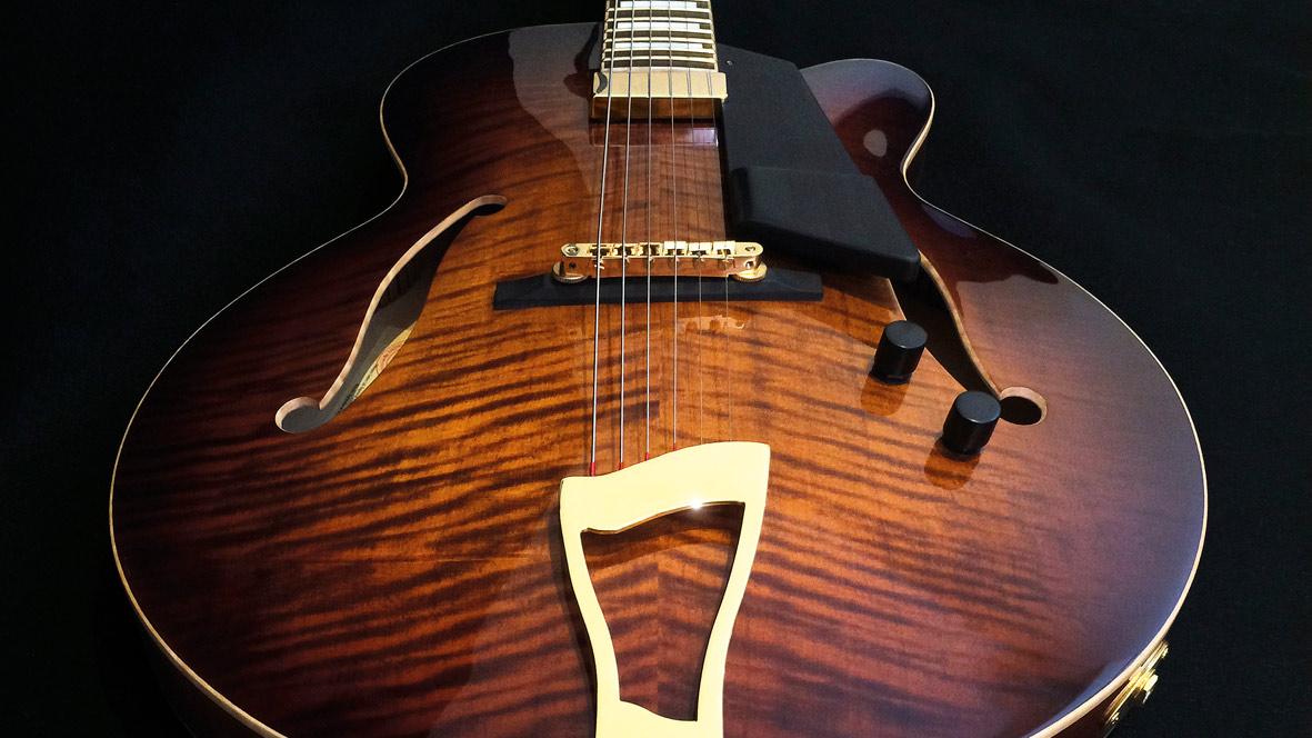 Fibonacci Guitars unveils Londoner Nigel Price signature model