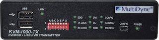 MultiDyne Introduces KVM-1000 Transport System