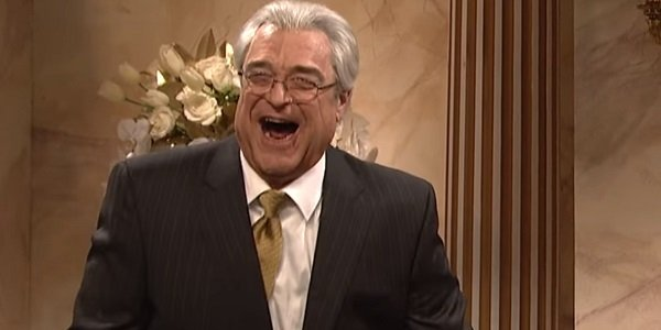 Rex Tillerson John Goodman Saturday Night Live NBC