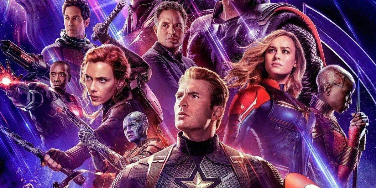 The Poster For Avengers: Endgame