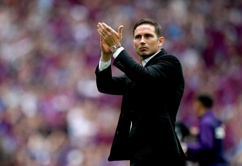 Frank Lampard S Eventful First Year In Management Fourfourtwo