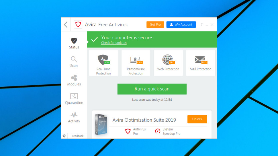 Avira Free Antivirus review | TechRadar