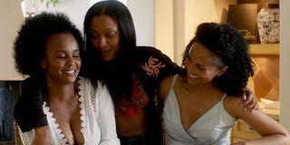 Tamara Bass, Meagan Holder & Mekia Cox in If Not Now, When?