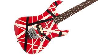 Eddie Van Halen Kramer/Ripley Frankenstrat