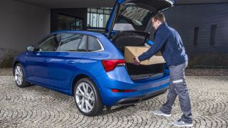 Skoda deliveries