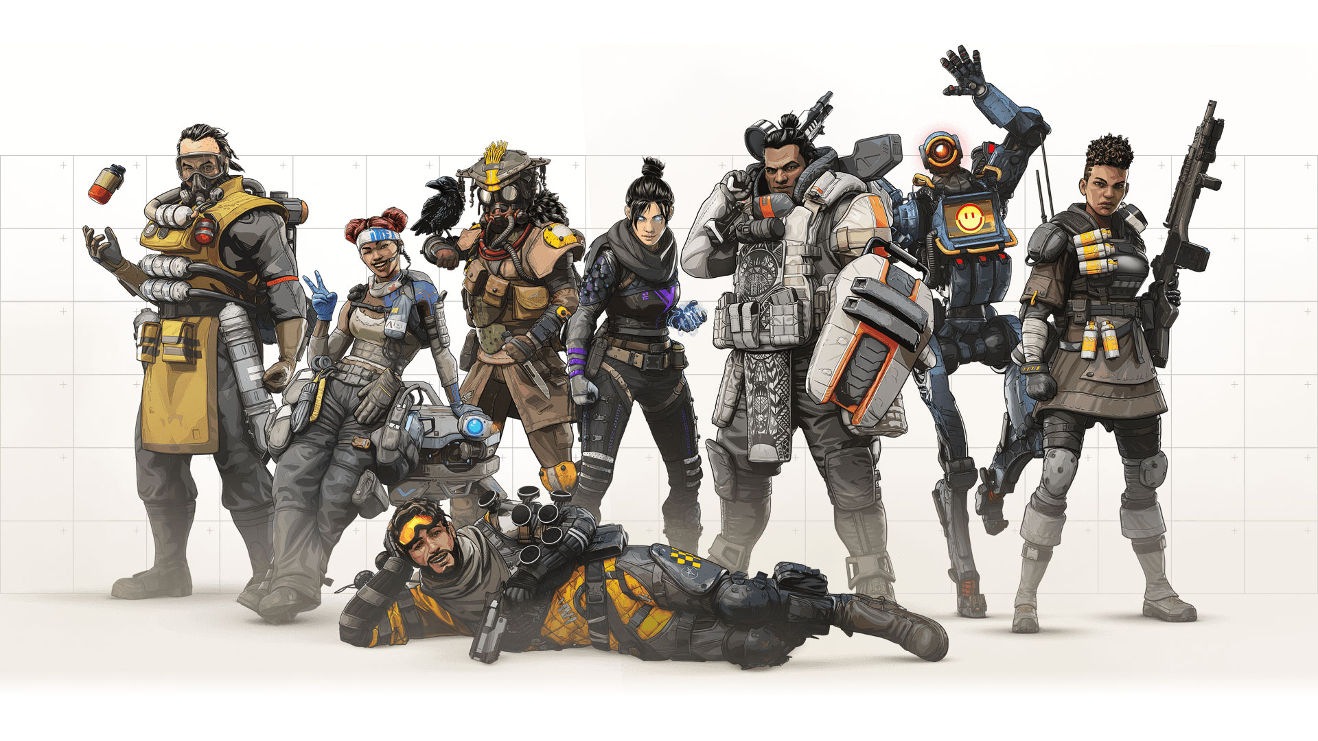 Quiz: Which Apex Legends character are you? | GamesRadar+