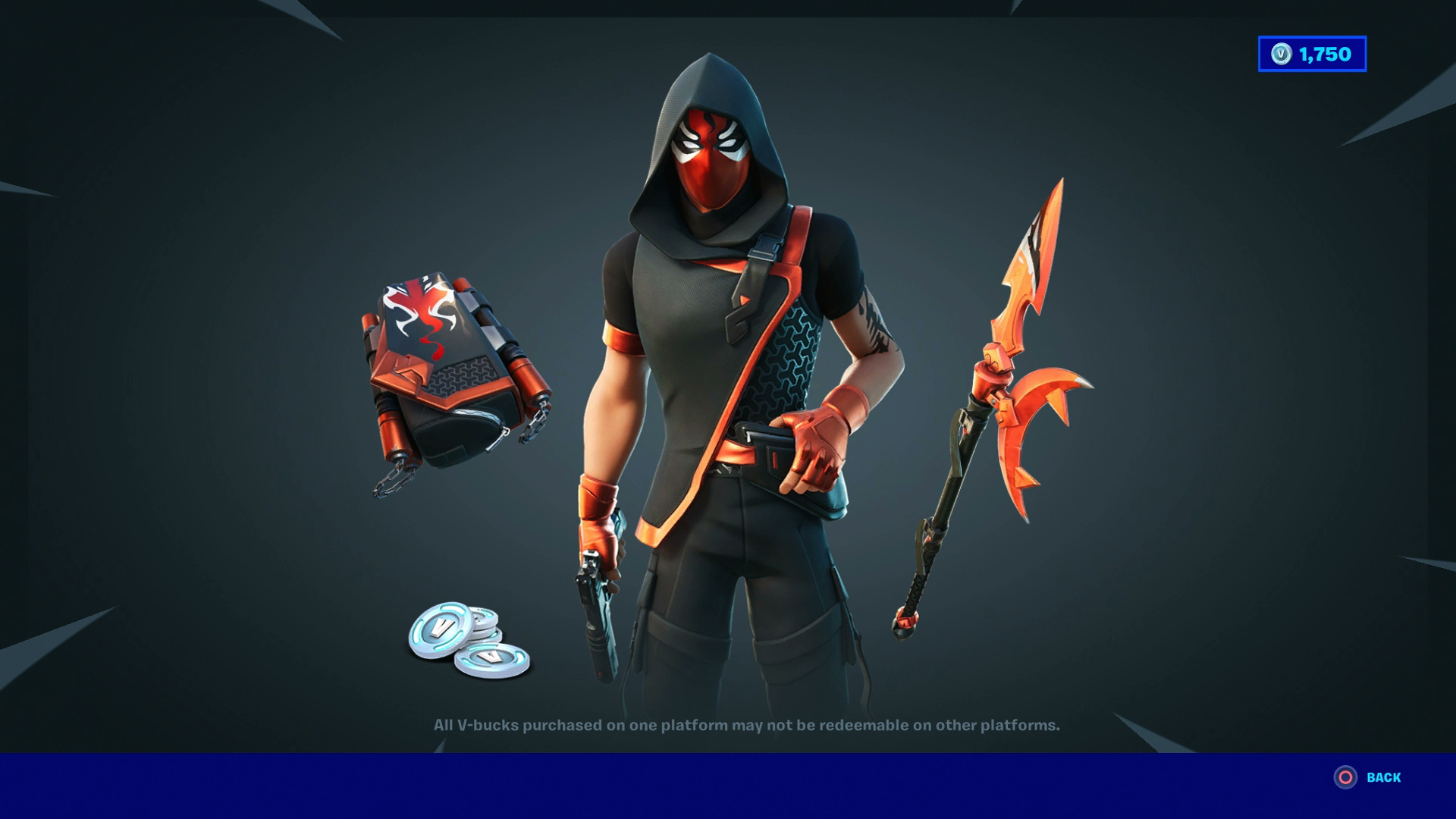 Fortnite Starter Pack The Fortnite Street Serpent Pack Is The Best Deal You Can Get In The Game Gamesradar