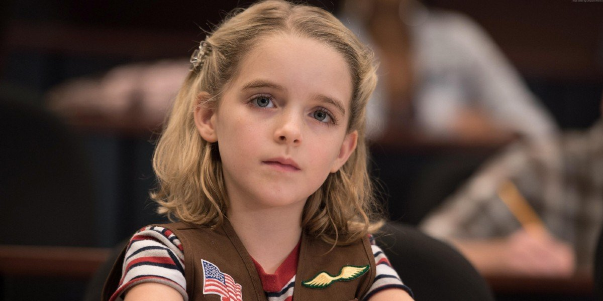 McKenna Grace - Gifted