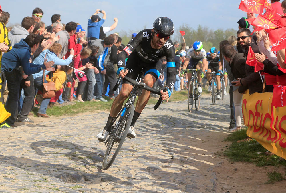 Wiggins planning to be ready for anything at Paris-Roubaix