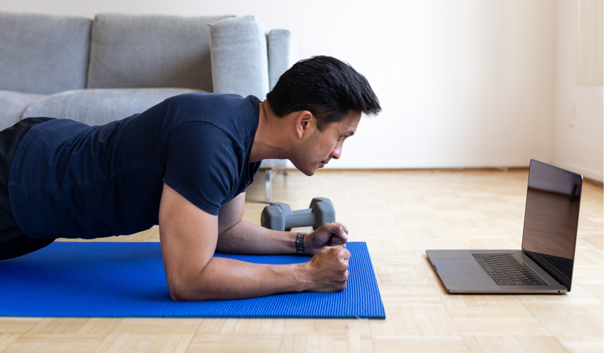 How to work out in hotel rooms and apartments (and take it easy on joints)