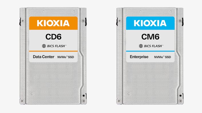 Image result for SSD Kioxia CM6