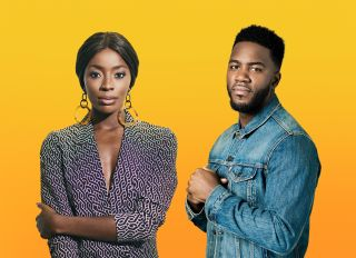Mo Gilligan and AJ Odudu will host The Big Breakfast for Black to Front Day on Channel 4