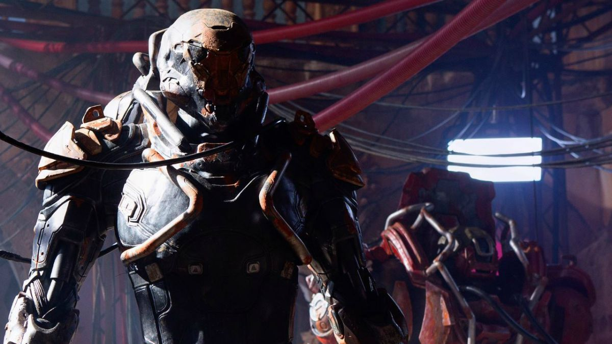 District 9 director Neill Blomkamp is working on something for Anthem