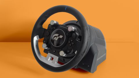 Thrustmaster T-GT steering wheel review | TechRadar