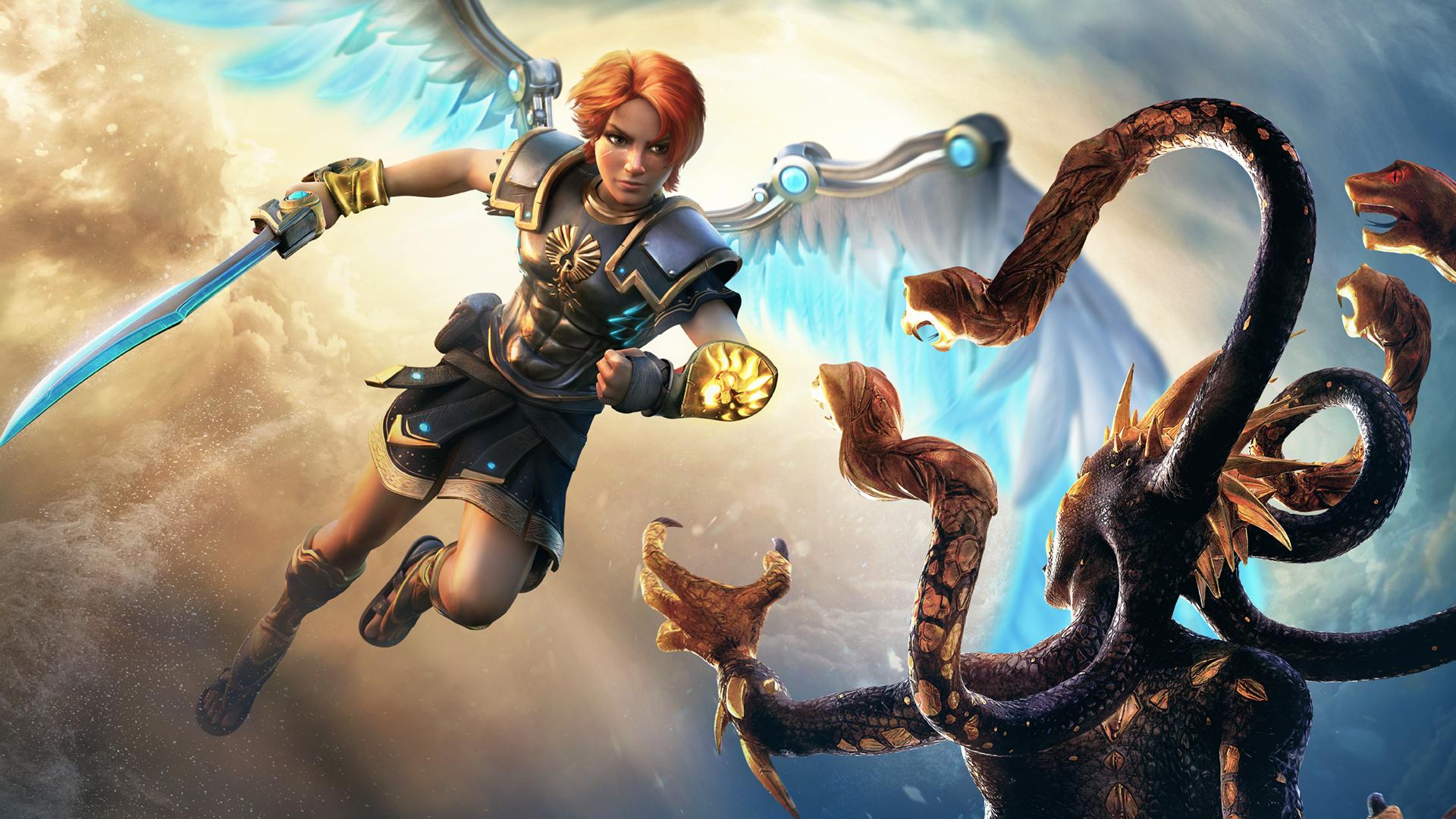 Immortals Fenyx Rising review | PC Gamer