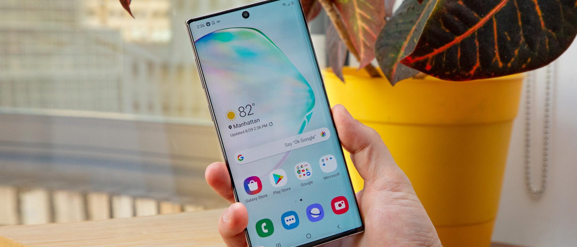 Samsung Galaxy Note 10 review | TechRadar