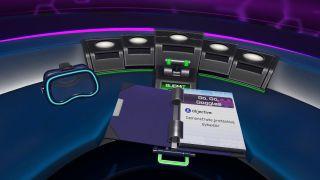 Screenshot: Hololab goggles