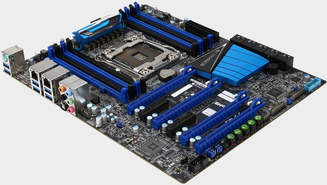 Supermicro is on a mission to build high-end gaming motherboards with DDR5