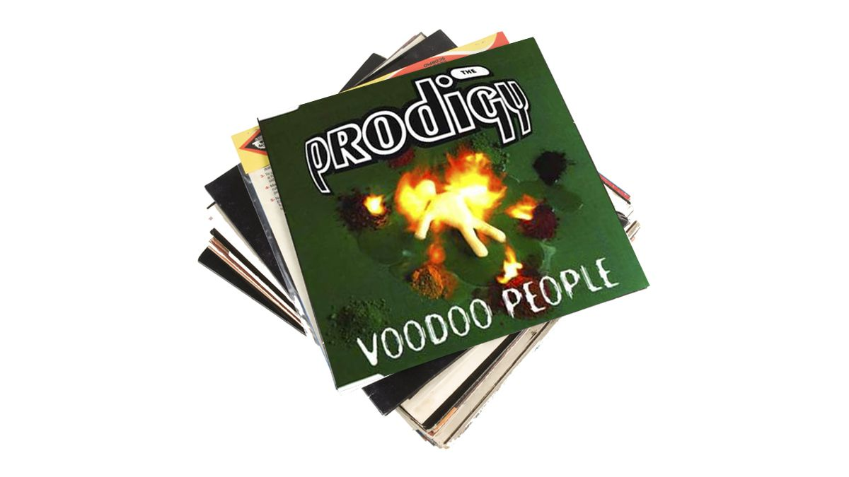 The 40 greatest synth sounds of all time, No 21: The Prodigy - Voodoo People
