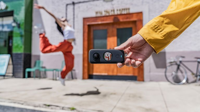 best 360 camera: Insta360 One X2 review