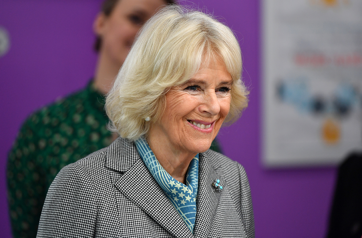 Duchess of Cornwall looks fabulous as she ups style stakes with big trend of the season