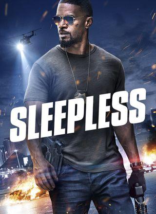 Sleepless Jamie Foxx