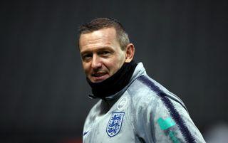 England U21 Training and Press Conference – Stadium MK