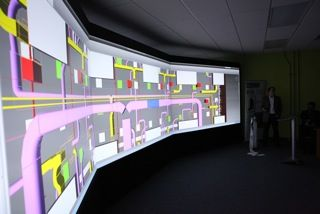 George Brown College BIM Lab Selects Christie Visualization Technology