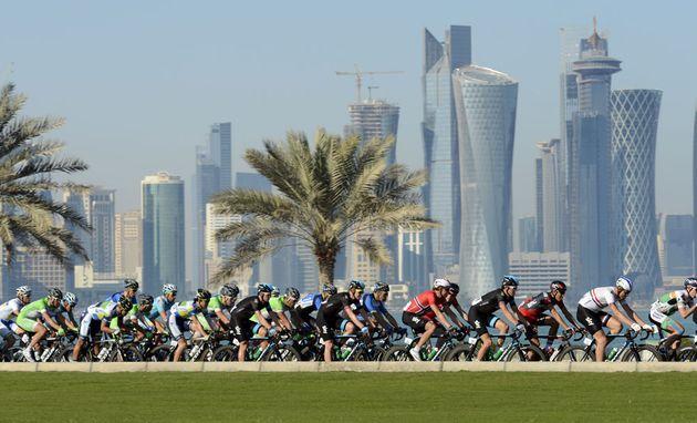 Doha, Tour of Qatar 2013, stage six