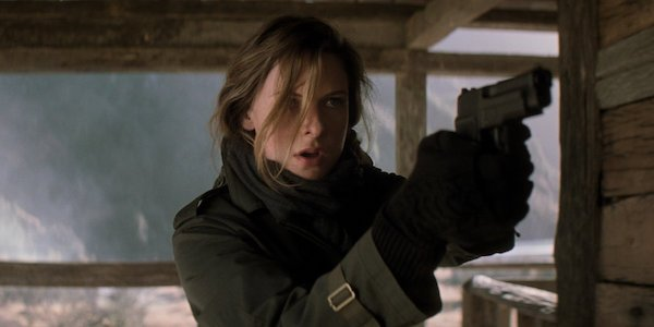 Rebecca Ferguson as Ilsa Faust in Mission: Impossible - Fallout
