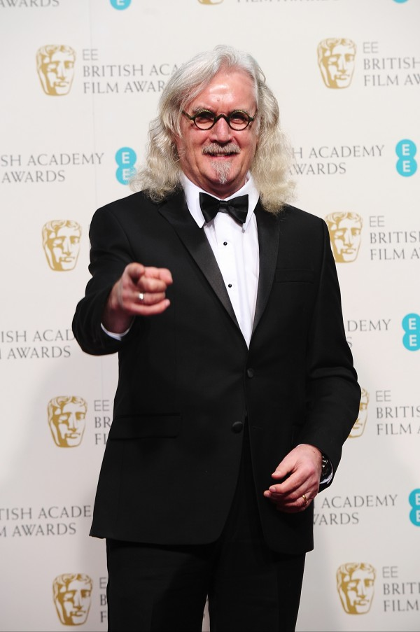 Billy Connolly at the Baftas