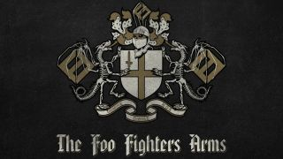 The Foo Fighters Arms logo