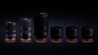 Tamron's new full-frame mirrorless lenses