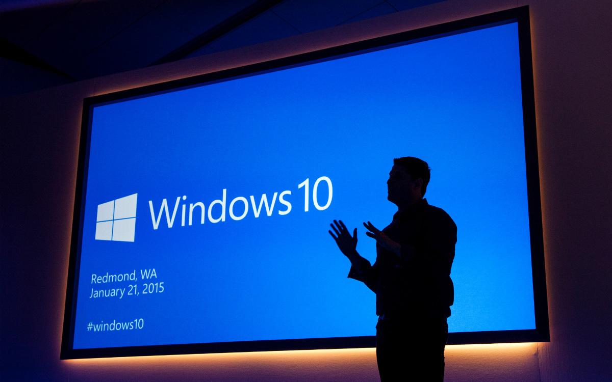 Windows 10 reveal