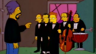 Cypress Hill The Simpsons