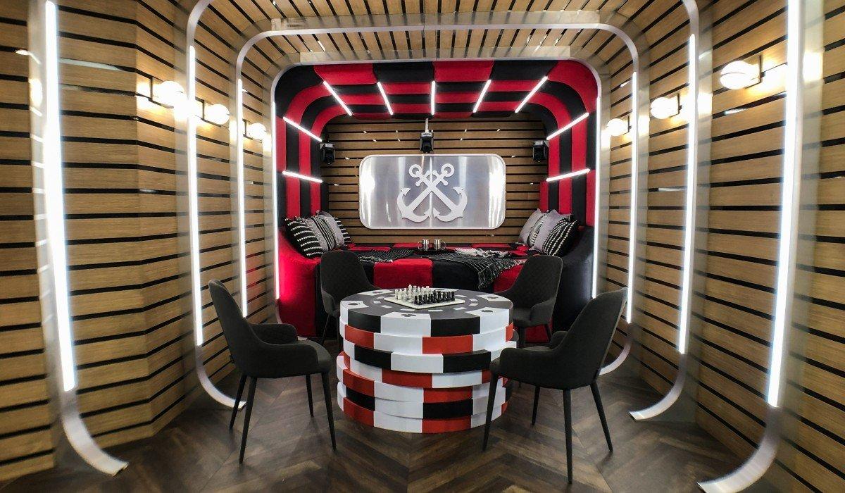 Poker Lounge Big Brother Season 23