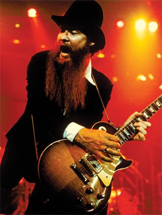Zz Top From A To Zz Guitarworld