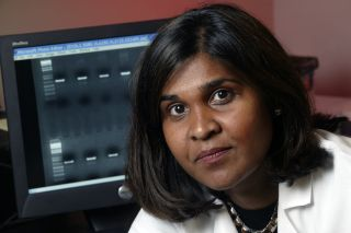 Deborah Persaud, virologist