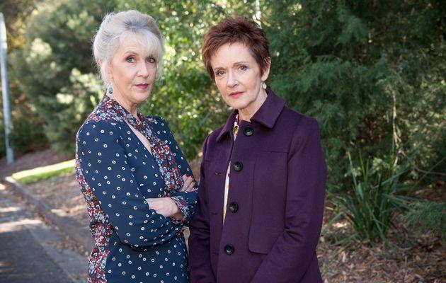 Neighbours - Susan Kennedy, Liz Conway