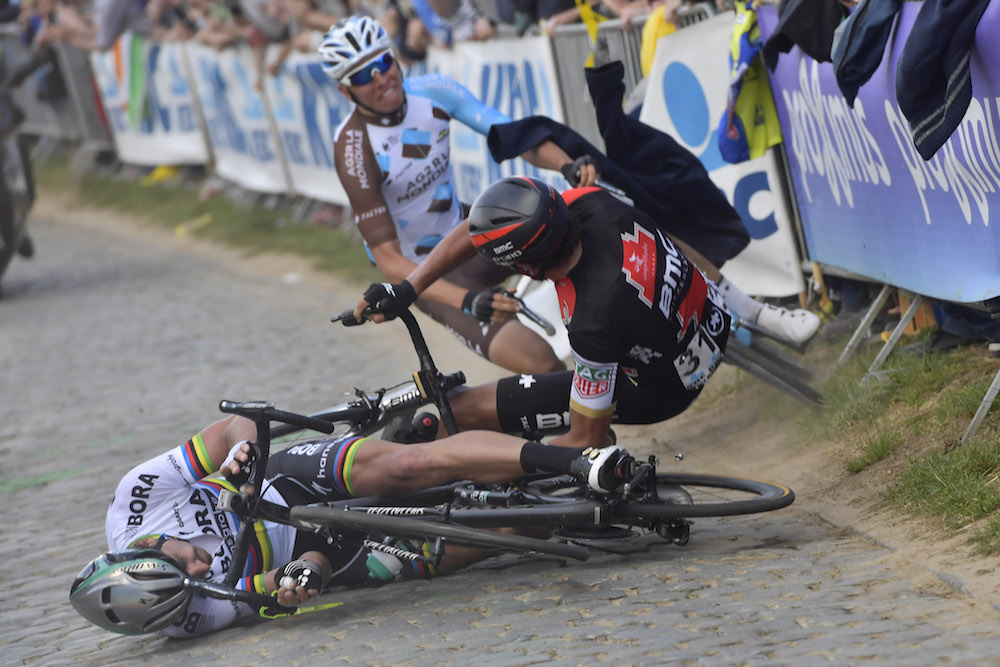 Peter Sagan on Tour of Flanders crash: 'It was partly my fault' - Cycling Weekly