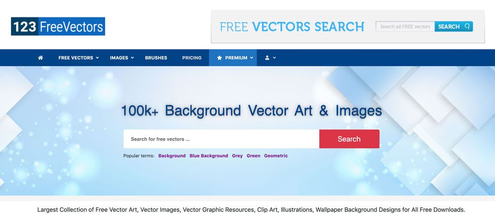 32 Great Websites for Free Vector Art, Images, Graphics, and Icons