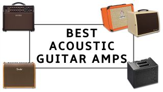 Best acoustic guitar amps 2021: let your acoustic guitar tone shine
